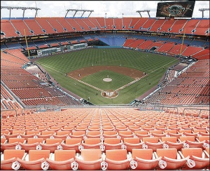 Annouced Attendance at USA vs. Venezuela: One (The Guy who took the Photo)