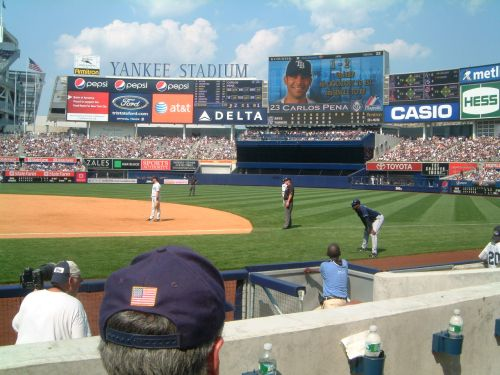 best seats in baseball...except for the price