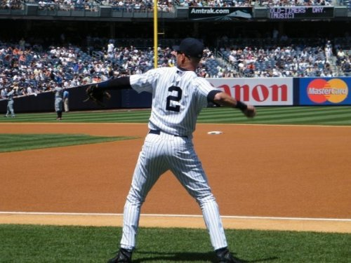 This past Saturday, Derek Jeter passed Louis Aparicio to become the all time hits leader at the shortstop position.
